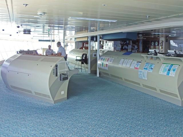 Celebrity Summit - Bridge and Engine Room Operation