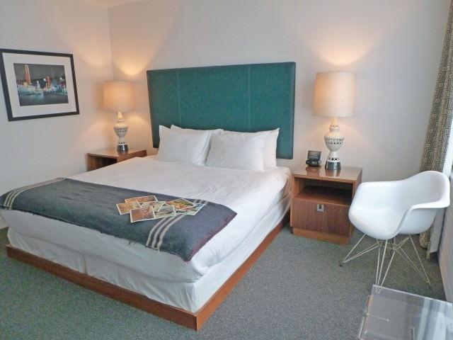 The Burrard - King Room