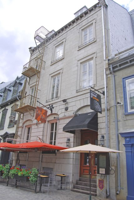 WJ Tested: Auberge Place d'Armes in Quebec City, Canada