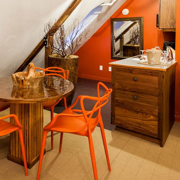 Auberge Place d'Armes - The Loft