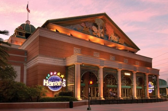 Harrah's Casino - Photograph courtesy of Harrah's New Orleans