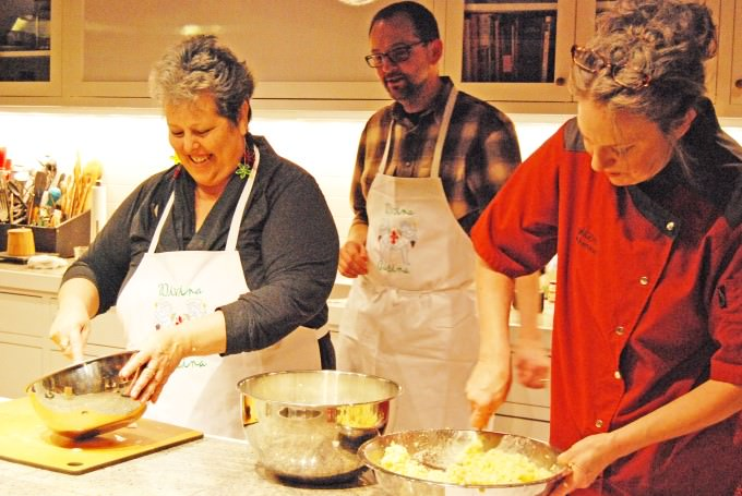 Cooking Class at Ginger's Kitchenware in Bend, Oregon