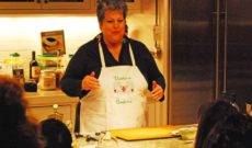 Ginger's Kitchenware – Cooking Fettuna With Judy Witts-Francini