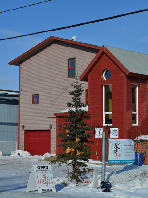 Bayside Bed & Breakfast In Old Town Near Yellowknife
