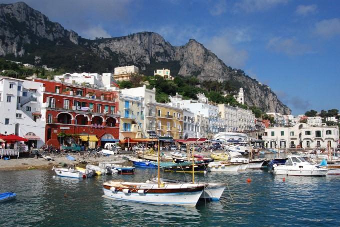 Living la dolca vita on insight vacations italian escapade for Isle of capri tours