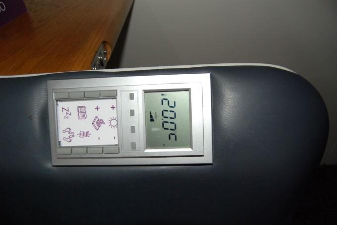 Yotel Premium Cabin - Climate Control
