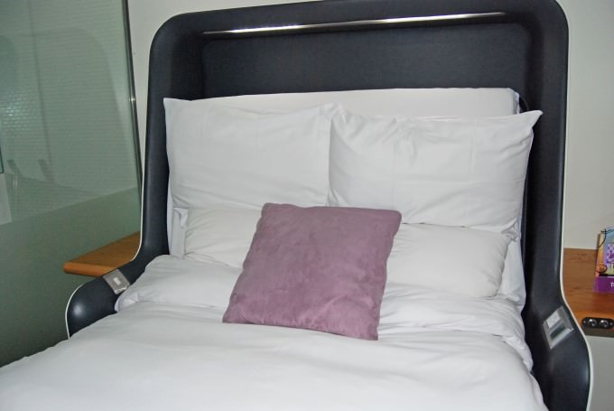 Yotel Amsterdam Schiphol Airport Review