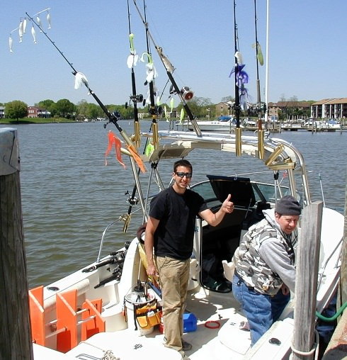 Rock fishing in chesapeake bay wavejourney for Lower chesapeake bay fishing report