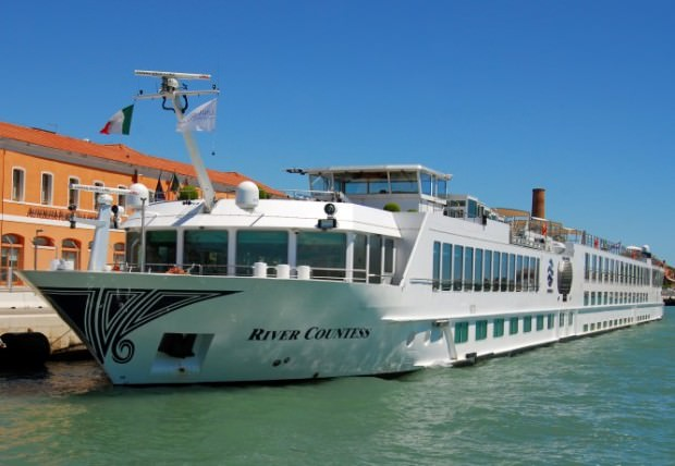 Exploring the Venetian Lagoon and Po River with Uniworld River Cruises