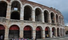 Visiting the Medieval City of Verona in Italy