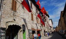 Travel Italy: Venice, Classe and Assisi