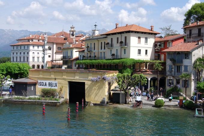 Isola Bella on Lago Maggiore