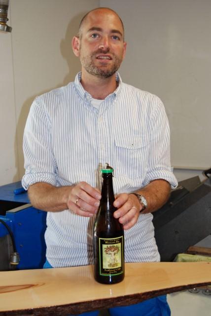 Westcott Bay Cider Tasting at San Juan Island Distillery