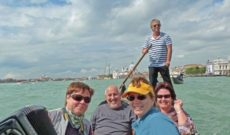 Italian Escapades – Murano Glass and Venice Gondola Ride
