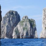 Capri Faraglioni Rock Formations