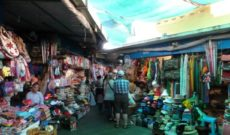Wish You Were Here – Postcard From Central Market in Phnom Penh