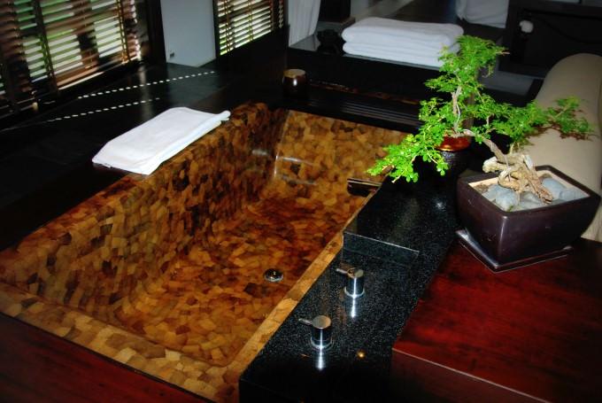 The Nam Hai Villa - Soaking Tub