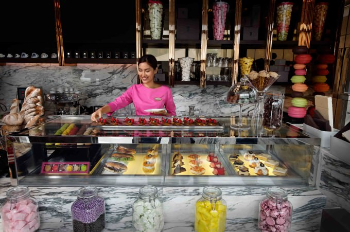 Le Macaron at Sofitel Bangkok Sukhumvit