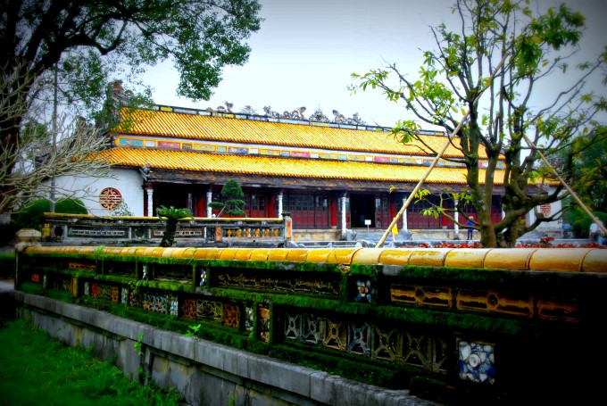 Hue Citadel - UNESCO World Heritage Site