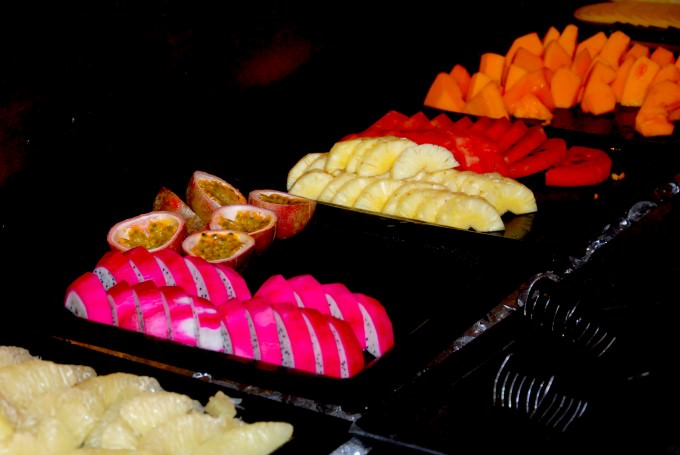 La Residence Breakfast Buffet - Tropical Fruit