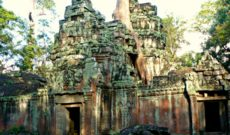 Uniworld Mekong River Cruise: Ta Prohm & Ta Keo