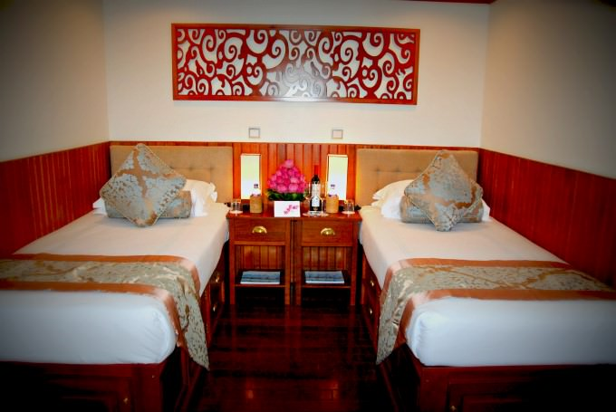 Uniworld River Orchid Stateroom 306