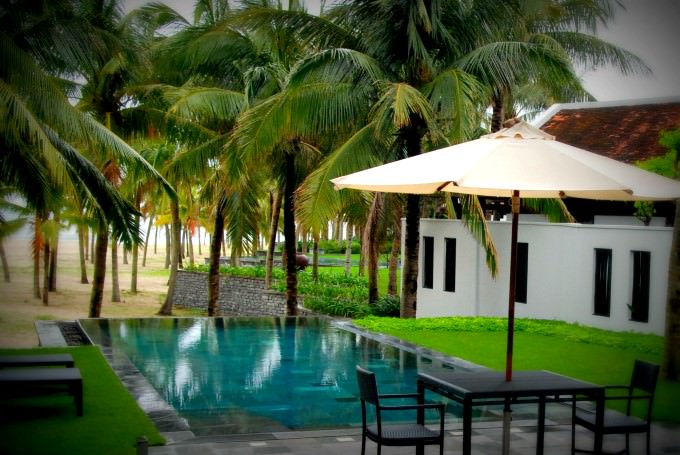 The Nam Hai Villa with Private Pool