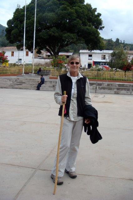 An American Woman in Peru