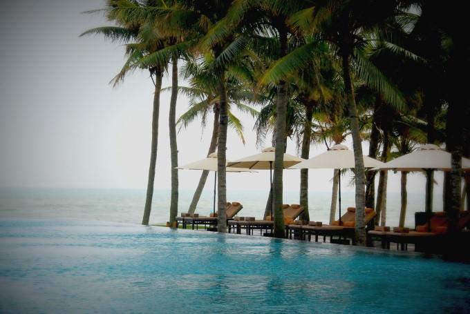Adult Pool at The Nam Hai