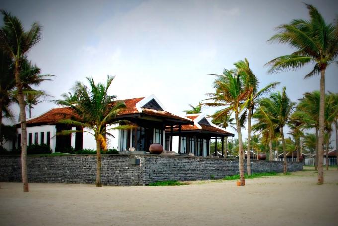 The Nam Hai Beach Villa