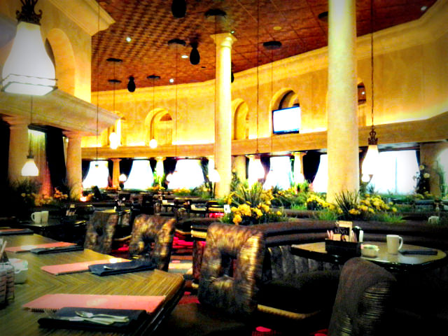 Cafe Milano at Peppermill Reno Resort Casino