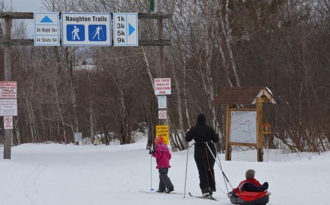 Skiing and More Near Sudbury in Ontario, Canada