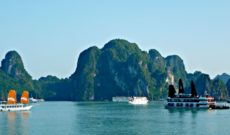 Romance and Nostalgia in Halong Bay with Emeraude Classic Cruises