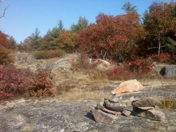 Hiking Trails in Ontario, Canada - Cooper's Falls and Old Stone Road