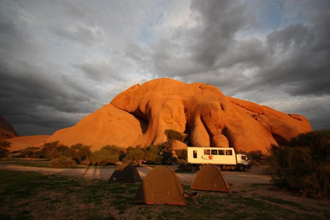 Spitzkoppe, Namibia. Photo courtesy of Acacia Africa.