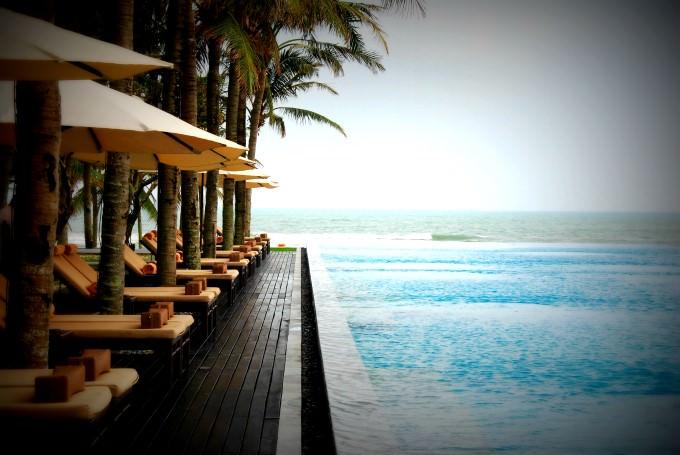 The Nam Hai Adult Pool
