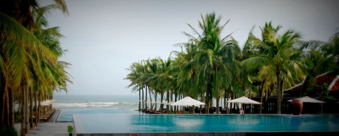 The Nam Hai Family Pool