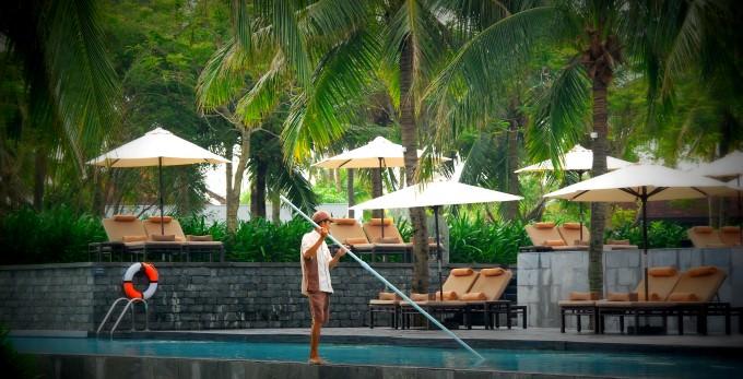 The Nam Hai Lap Pool