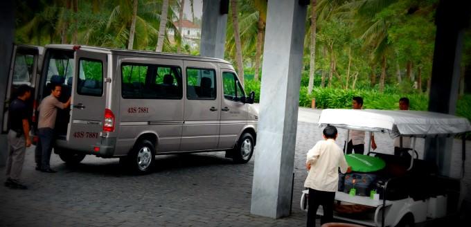 The Nam Hai Transfer to Hoi An