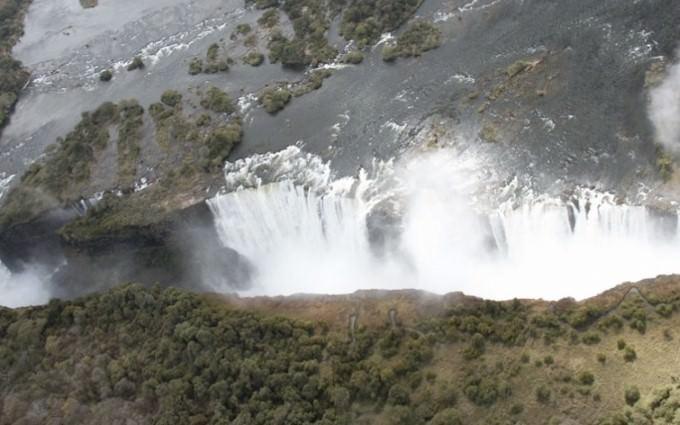 Victoria Falls, Zambia. Photo courtesy of Acacia Africa.