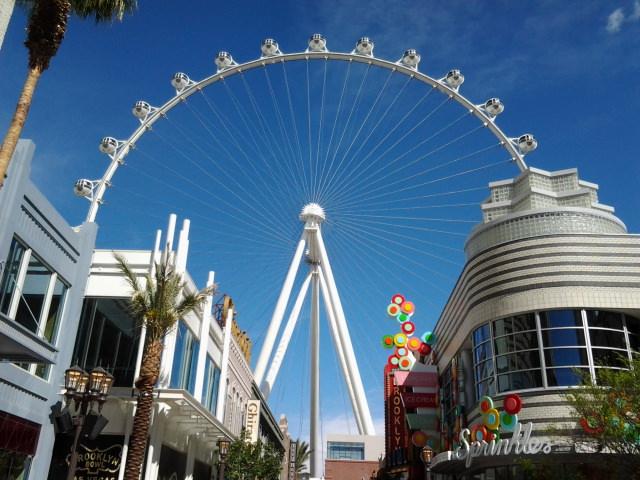 High Roller in Las Vegas, Nevada