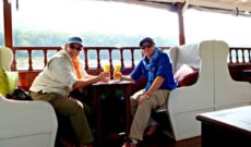 Explore the Mekong Between Laos & Thailand with Luang Say Cruises