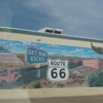 Driving Historic Route 66 from Amarillo to Flagstaff