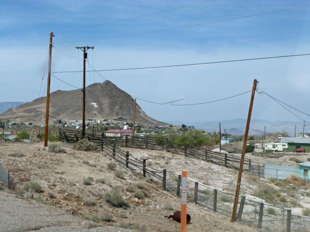 Welcome to Tonopah, Nevada