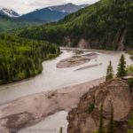 Postcard from Grande Cache, Alberta, Canada by Karen and Riley Caton