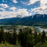 Exploring Revelstoke in British Columbia, Canada