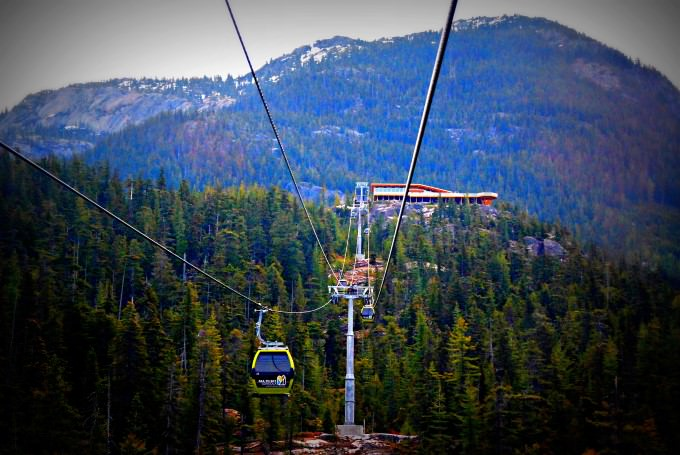 Sea to Sky Gondola and Summit Lodge