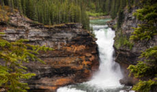 Wish You Were Here – Postcard From Sikanni Chief Falls