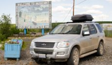 Wish You Were Here – Postcard From Inuvik, Northwest Territories