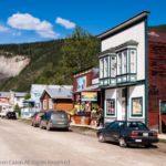 Postcard from Dawson City, Yukon, Canada - Karen and Riley Caton's RV Road Trip to Alaska